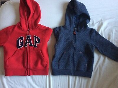 Boys Hoodies Age 18-24 Months
