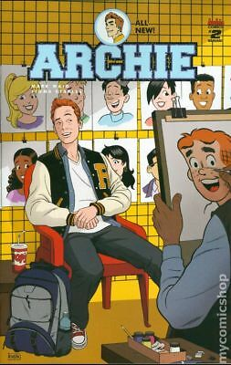 Archie (2nd Series) #2E 2015 VF Stock Image