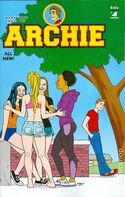 Archie (2nd Series) #4D 2016 VF Stock Image