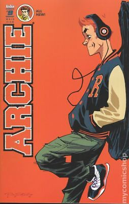 Archie (2nd Series) #9B 2016 NM Stock Image