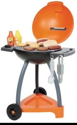 NEW Little Tikes Sizzle & Serve Grill BBQ Outdoor Cooking GIFT