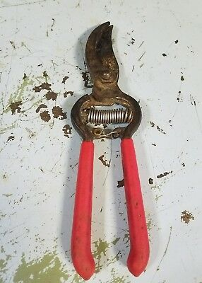 Vintage High Quality Pruning Shears Spring Assisted Trimmers