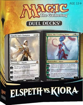 Duel Decks: Elspeth vs. Kiora