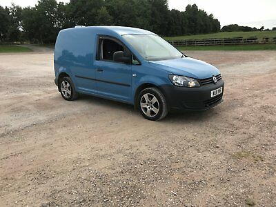 vw caddy van c20 tdi 102 2011 /11reg exellent condition full service history