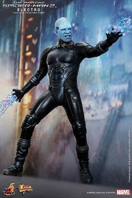Hot Toys Spider-Man 2  Electro / Sixth Scale / Mms 246