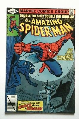 Amazing Spiderman # 200  Very Fine   1980