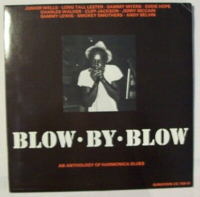 1 LP  VARIOUS   Blow By Blow   1979