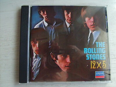 The Rolling Stones   12X5   Cd