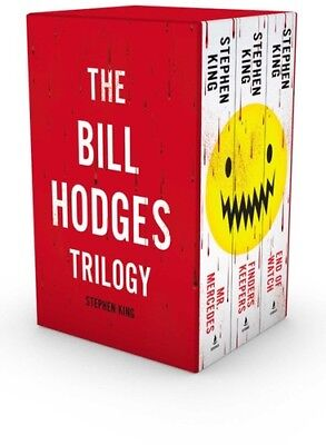 Bill Hodges Trilogy Boxed Set - Stephen King (, Book New)