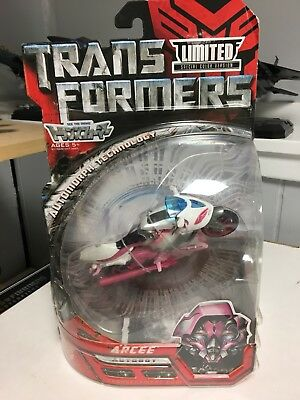 Transformers Wonderfest Arcee Movie Figure MOSC