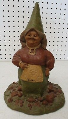 """Tom Clark Signed 1983 Gnome """"mom"""" Hand Signed In Ink By Tom Clark 10.5"""" Gnome"""