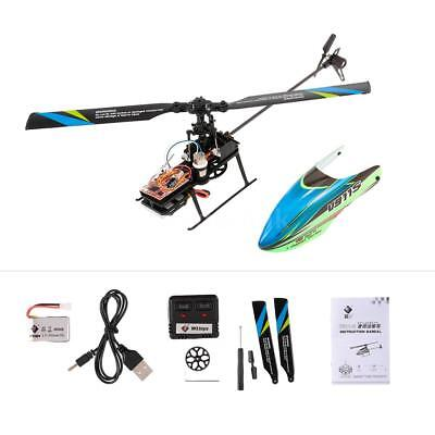 WLtoys V911S 4CH 6G Non-aileron RC Helicopter with Gyroscope for Training R9M6