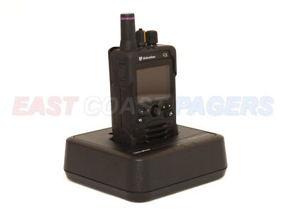 Desktop Charger for Unication G4 / G5 P25 Pagers