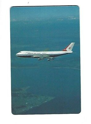 Korean Airlines Playing Cards (4 decks)
