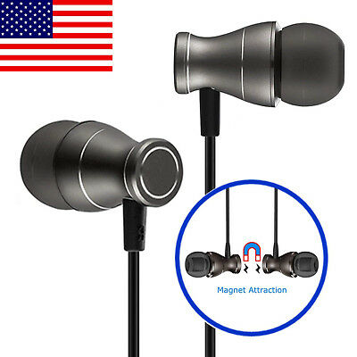 Wired Sports Headphones(Earphones/Earbuds), In-Ear Headphones Wired Bass Stereo