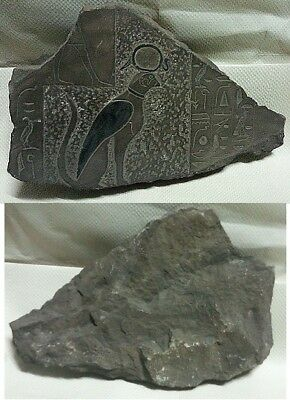Rare Ancient Egyptian Antique Horus 1700-1100 Bc Stela
