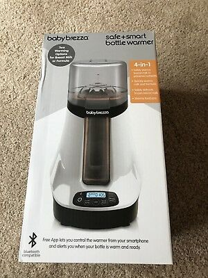 New Safe And Smart Baby Brezza Bottle Warmer