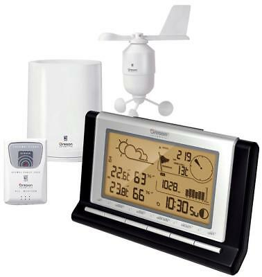 Full Wireless Weather Station Kit with USB - OREGON SCIENTIFIC