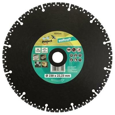 Disque diamant Pro Multi - Diametre- 230 mm