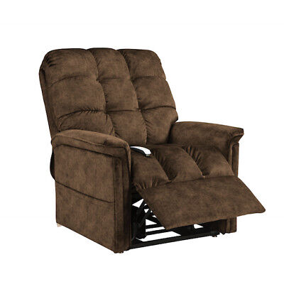 Easy Comfort NM-5001 Kaysen lift chair / chaise lounger recliner. Chocolate
