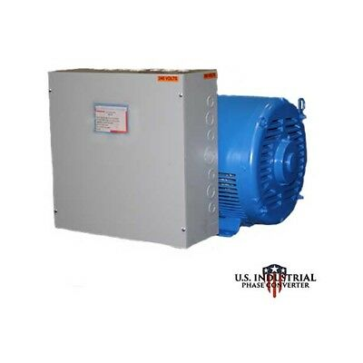 40 HP Rotary Phase Converter, NEW Best Deal!!
