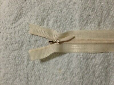 20/40/60cm  Invisible Zip Zipper Nylon Closed End Sewer Sewing Craft