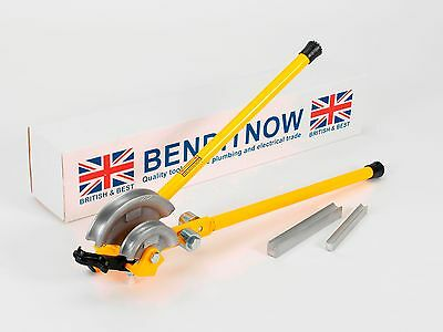 HAND TUBE PIPE BENDER 15 22 mm UK MADE TOP QUALITY  with Hilmor glm
