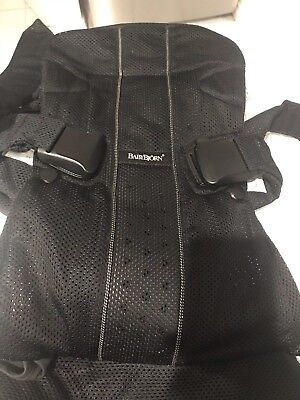 Baby Bjorn Infant Carrier One Mesh Excellent Condition