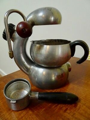 Vintage Atomic coffee maker