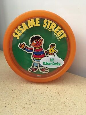 Retro 1993 Sesame Street Money Box Collectible