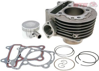 Motorcycle Cylinder Set 125 ccm Replacement Cylinder Kit China Motor 152qmi gy6