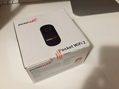 Huawei Pocket Wifi 2 Mobile Router