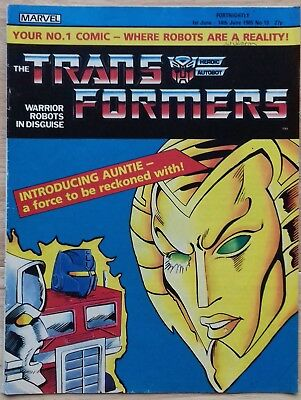 Transformers UK Comic Issue 19