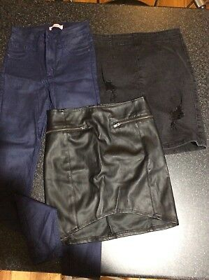 Ladies Size 6 Jeans And Skirts
