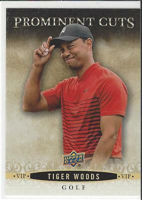 2018 Upper Deck National Convention VIP #VIP5 Tiger Woods