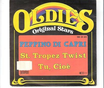PEPPINO DI CAPRI - St. Tropez twist