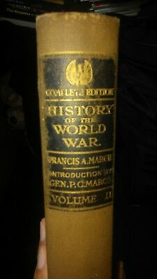 History Of The World War Volume II By Francis A. March 1919
