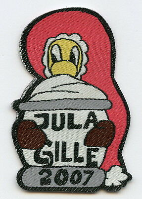 Sweden Swedish Scout Patch Jula Gille 2007 Badge Nice Grade !!!