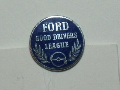 Ford Good Drivers League  - Vintage Lapel Pin