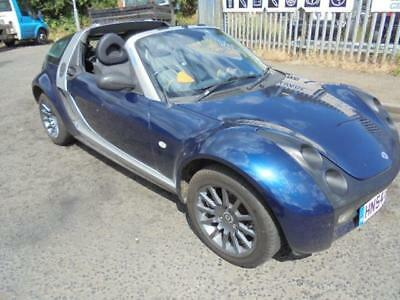 Smart Roadster 2004 Damaged Repairable Salvage