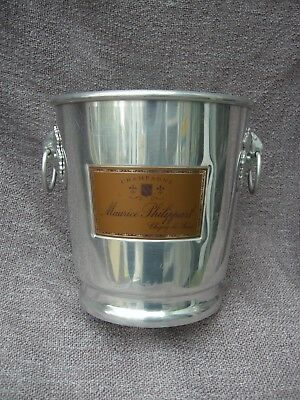 FRENCH CHAMPAGNE ICE BUCKET Maurice Philippart