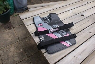 RDX Pro Weighted Vest Gym Running Fitness Training Weight Loss Jacket Pink