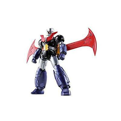 Bandai METAL BUILD MAZINGER Z ABS&PVC Action Figure Limited w/Track No.