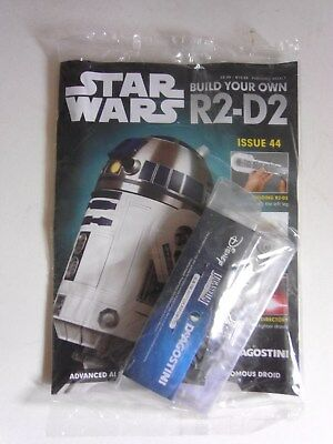 DeAgostini Star Wars Build Your Own R2-D2 Issues 44 NEW & SEALED