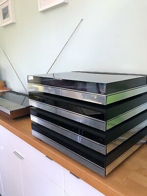 Bang & Olufsen BeoSystem 6500 (Amp/CD/tape/LP) with MMC4 & MCP 6500