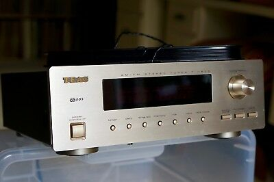TEAC RDS High End Tuner, Model T-H 500 in Champagner