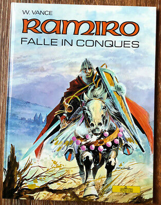 Ramiro, Falle in Conques, #3, Vance ( SPLITTER ) Hardcover 1986