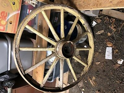 Wagon Wheel Antique