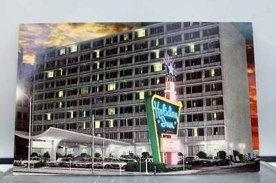 Oklahoma City OK Holiday Inn Downtown Postcard Old Vintage Card View Standard PC