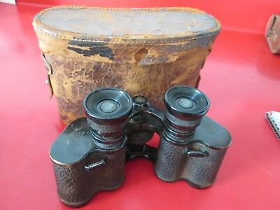 Antique  BUSCH ULTRA LUX  8 X 24  BINOCULARS  serial #174399  #5